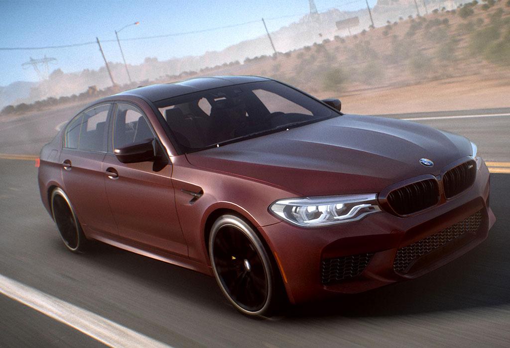 Ahora podrás manejar BMW en un videojuego