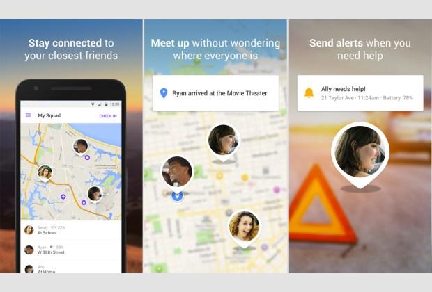 ¡Mantén ubicada a tu familia y amigos en todo momento! - buscar-amigos-android-1024x694