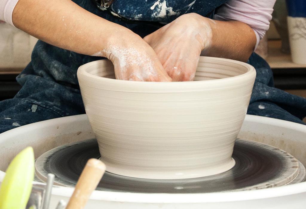 Hacer cerámica podría ayudarte a combatir la depresión - ceramic