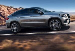 5 cosas que debes saber sobre la nueva SUV híbrida de Mercedes Benz