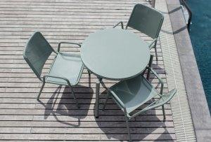 Nexo: el mobiliario ideal para exteriores diseñado por Ariel Rojo y GAIA