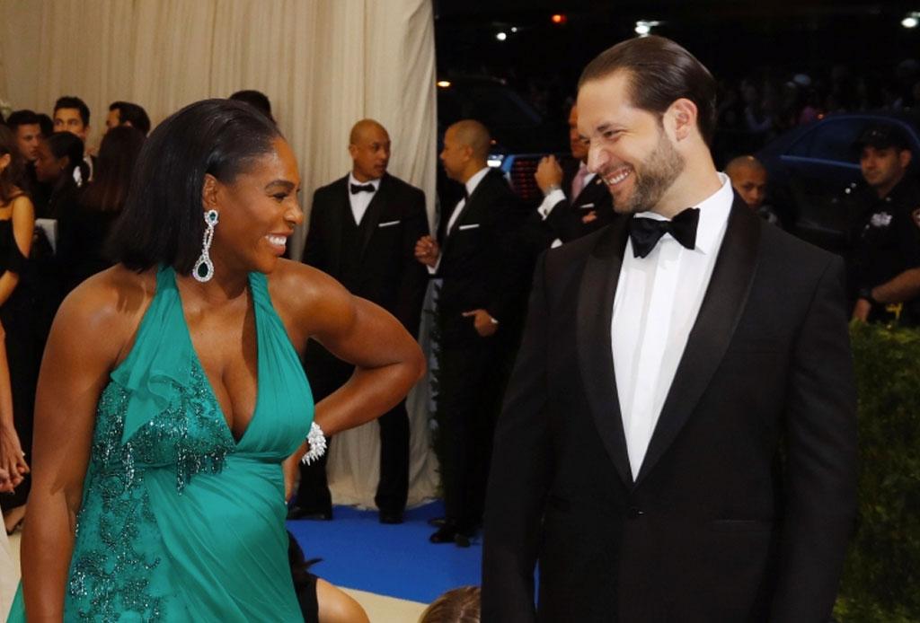 ¡La historia de Serena Williams y Alexis Ohanian te hará creer en el amor!