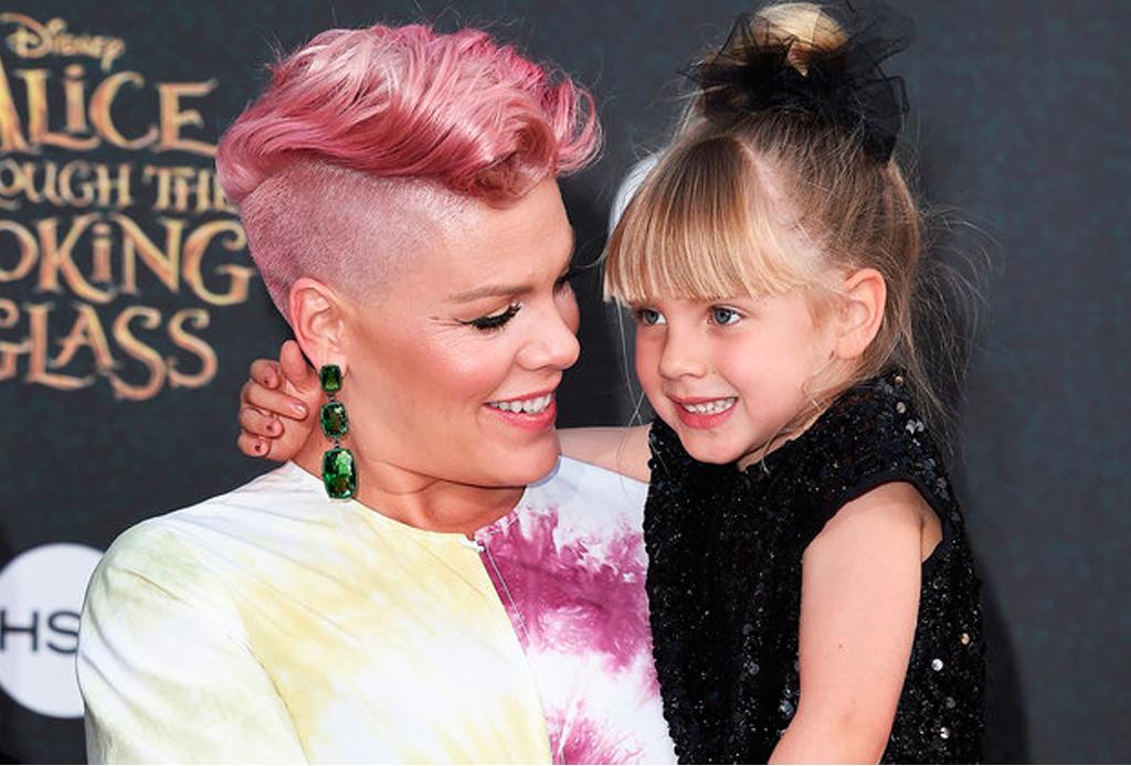 Apple Music tiene un documental del nuevo álbum de Pink