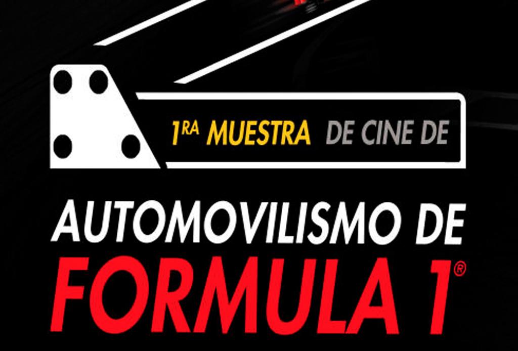 México tendrá la 1ª Muestra de Cine de Automovilismo de la Fórmula 1