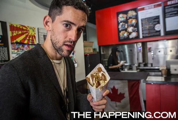 Estos son los 5 lugares favoritos de Luis Gerardo Méndez en Toronto - kensington-market-poutin-1024x694
