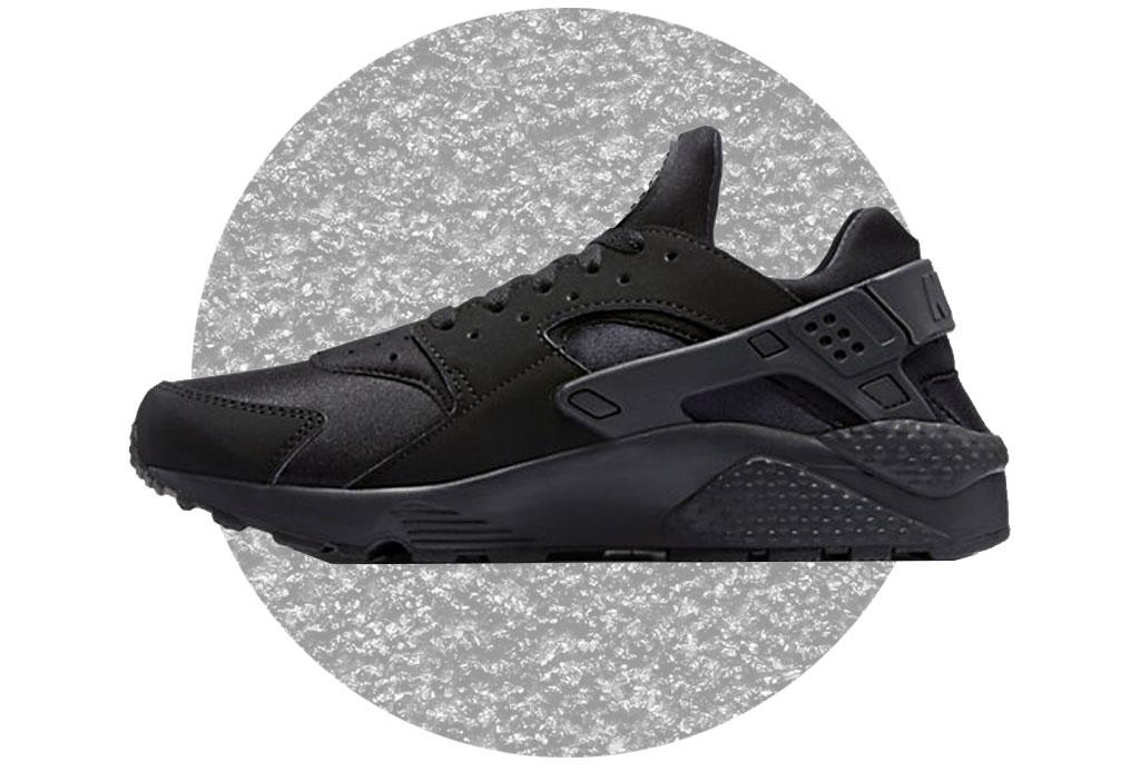 """Los sneakers para ELLOS en versión """"All Black"""" - negro-4"""