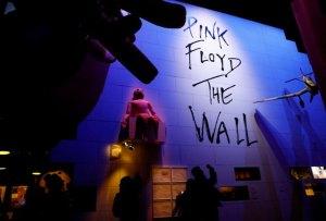 Los últimos días de la imperdible exhibición de Pink Floyd