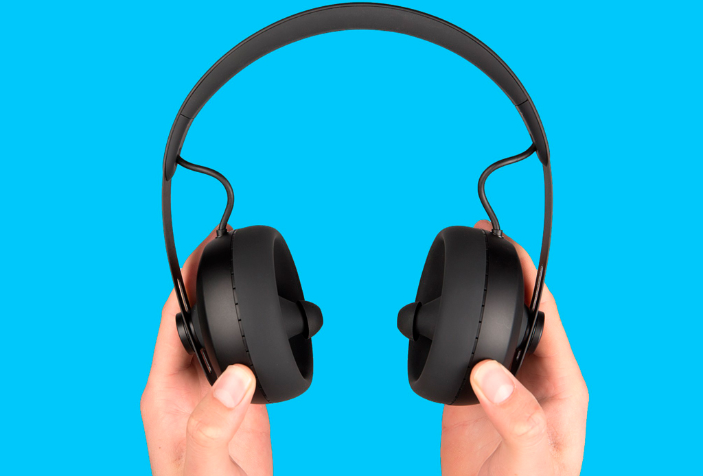 Escucha música personalizada con estos audífonos