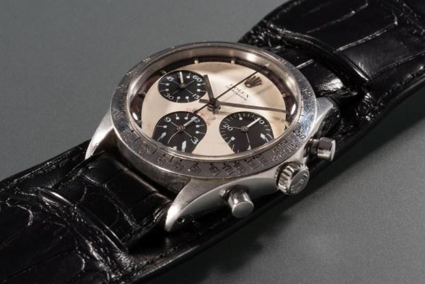 Por primera vez el legendario Rolex de Paul Newman está a la venta - rolex-1024x683