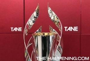 Estuvimos en los talleres de TANE para ver cómo hacían el trofeo de la F1