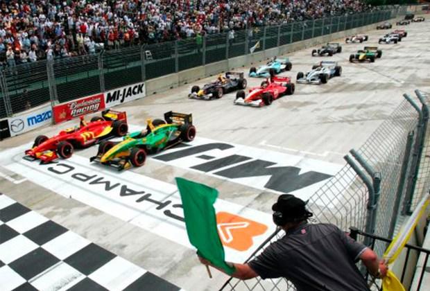 ¿Quieres ser un experto en la F1? Te decimos lo que significan las banderas que usan durante la carrera - verde-1024x694
