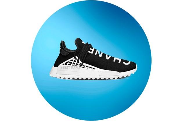 Chanel colaboró con Adidas y Pharrell Williams para crear unos nuevos tenis - chanel-1024x694