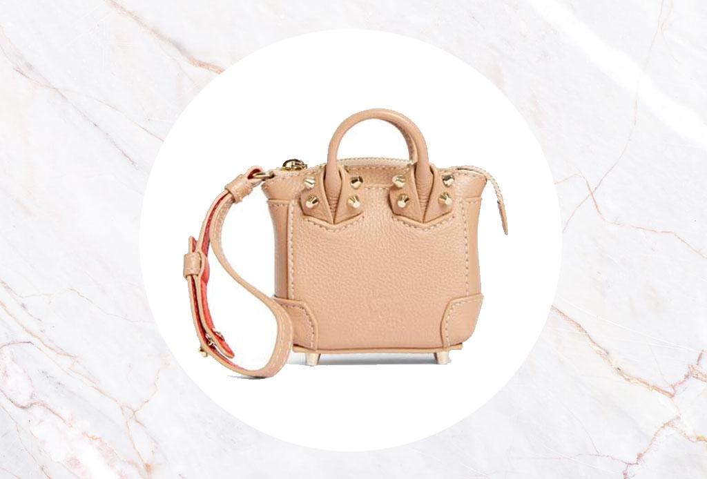 Cambia el look de tu bolso con estos encantadores llaveros - llavero-7