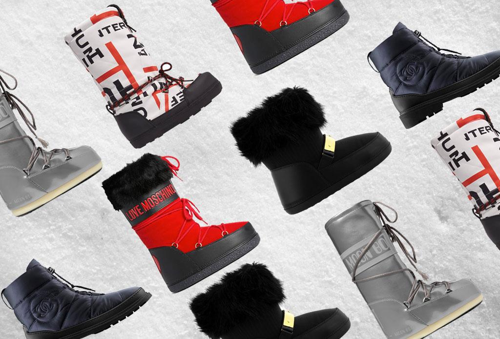 Las botas para esquiar más cool para ELLAS