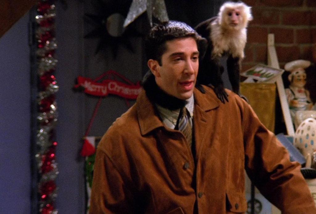 Disfruta de un maratón con los 9 episodios navideños de Friends - friends-temporada-navidad-2