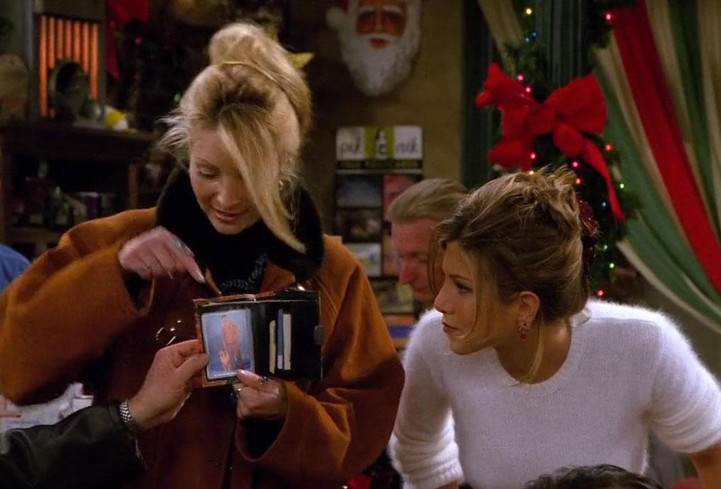 Disfruta de un maratón con los 9 episodios navideños de Friends - friends-temporada-navidad-3