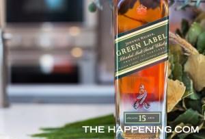 Tenemos el paso a paso de cómo servir correctamente un Johnnie Walker Green Label