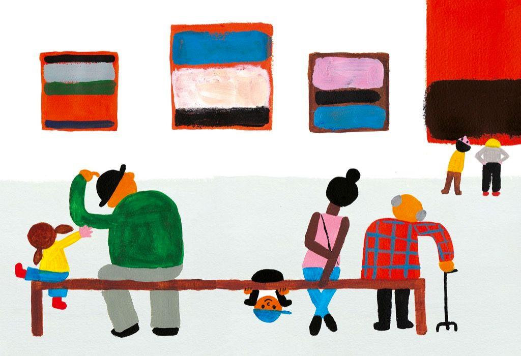 ¿Quieres educar a un mini art lover? Estos libros podrán ayudarte - micmuseo