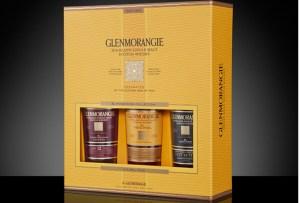 ¡Atención amantes del whisky! El Tripack de Glenmorangie es el regalo ideal para las fiestas