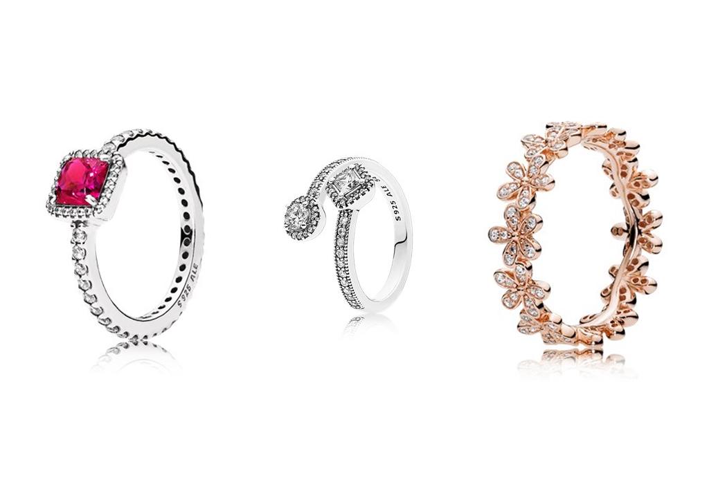 5 cosas que NO deberías regalar esta temporada a las mujeres de tu vida - pandora-anillos