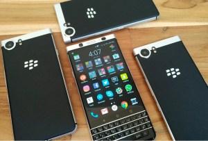 El nuevo Blackberry ahora tiene sistema Android