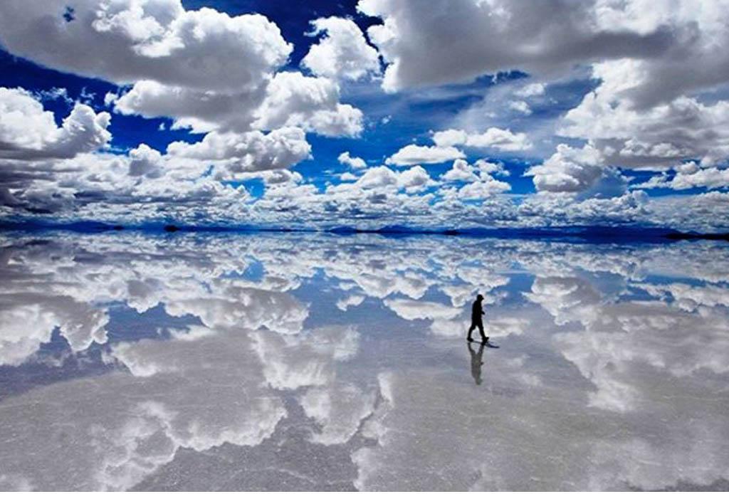 Estos son los mejores espejos de sal alrededor del mundo