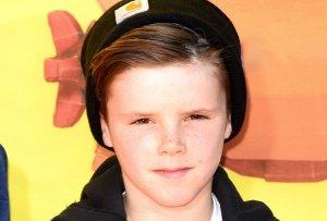 ¿Será el hijo de Victoria y David Beckham el siguiente Justin Bieber?