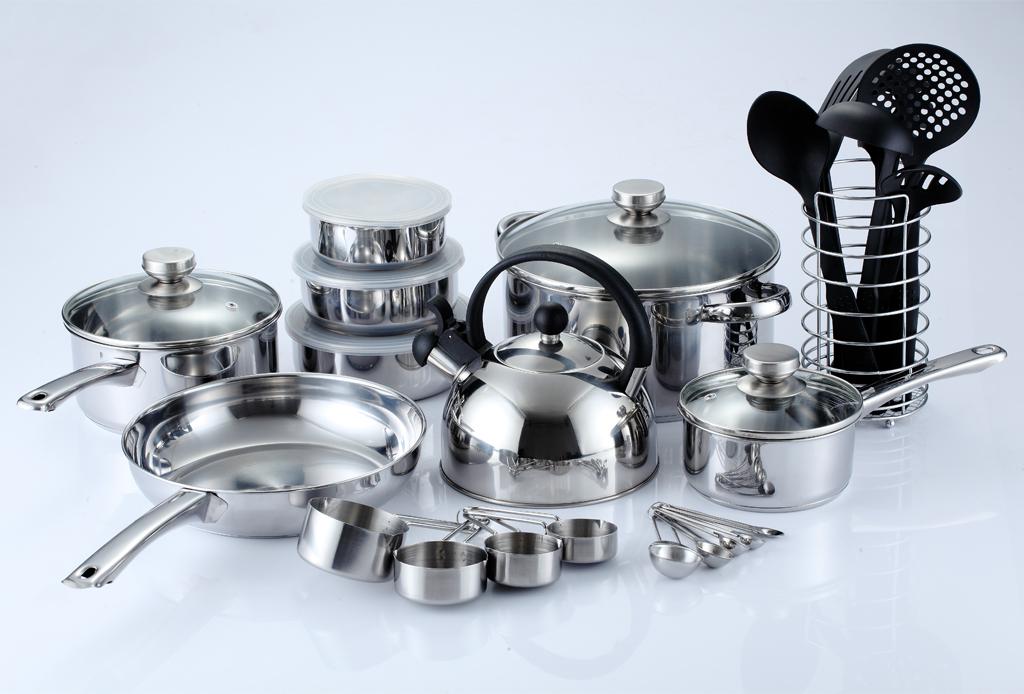 5 cosas que NO deberías regalar esta temporada a las mujeres de tu vida - utensilios-cocina