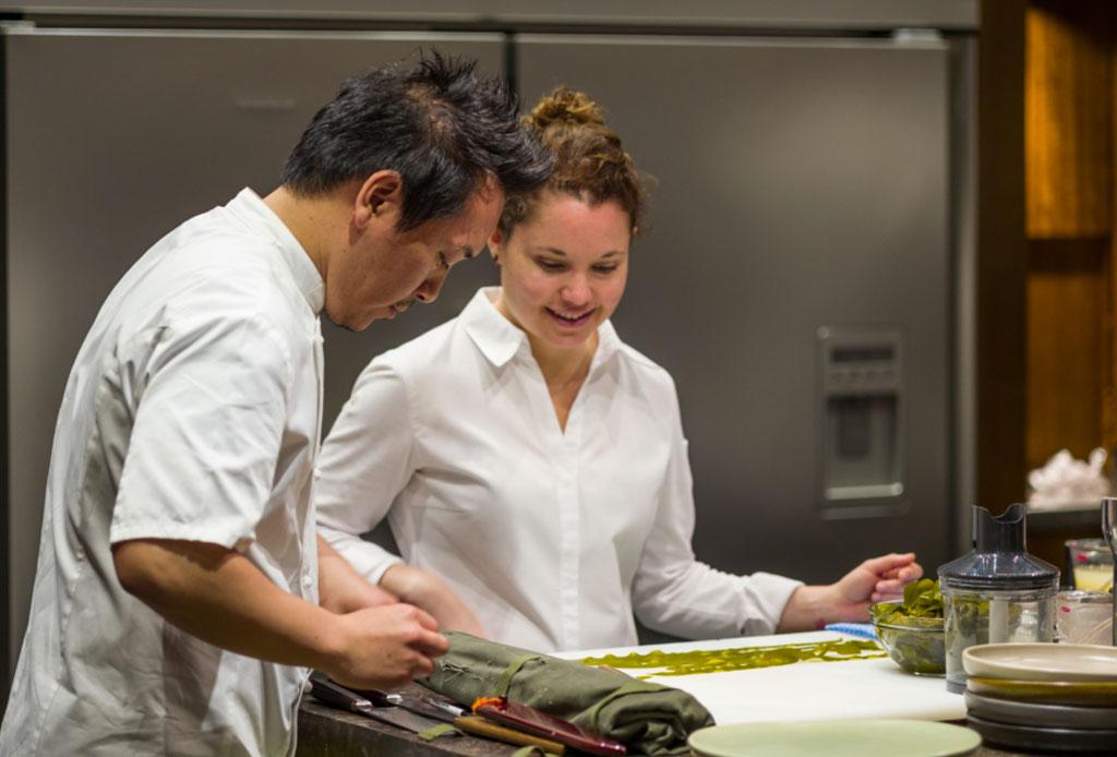 Conoce a la chef mexicana que está detrás del restaurante de Gucci y Massimo Bottura - ana-karime-lopez-kondo-chef