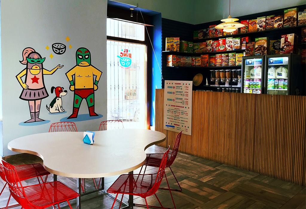 El Ring Cereal Bar: el hot spot más original de Querétaro - barcereal2