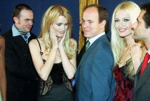 Seguro no sabías que estas celebridades salieron con alguien de la realeza