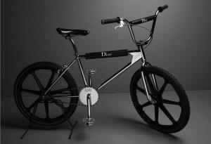 Dior presentó la bici más exclusiva del mundo