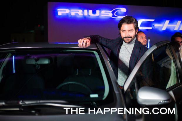 Toyota le da la bienvenida a dos innovadores modelos: PriusC y C-HR - juan-pablo-jim