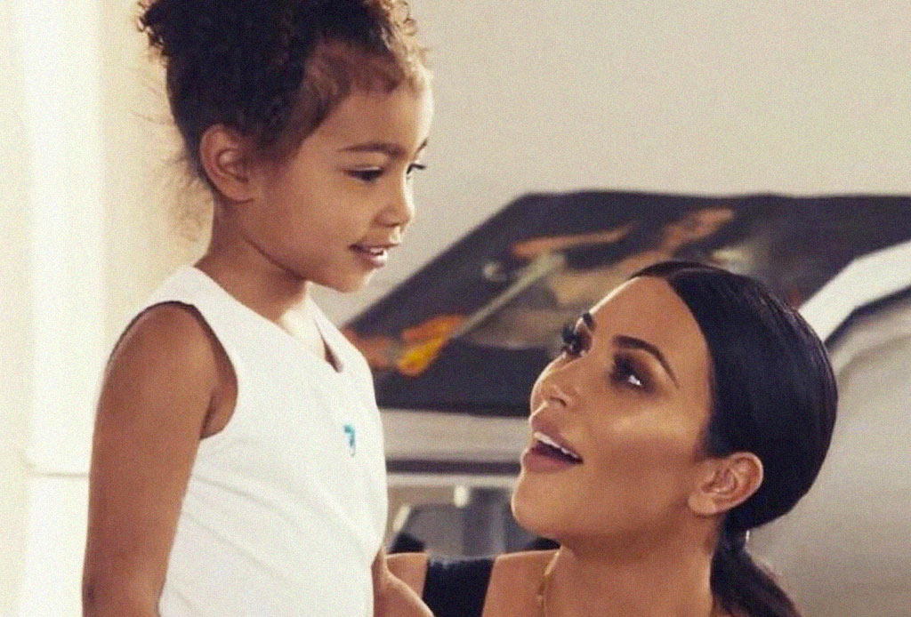 El consejo de belleza que Kim Kardashian tiene para sus hijas - kim-kardashian-tips