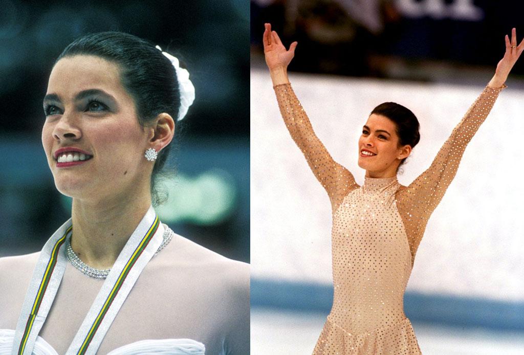 ¿Te acuerdas de las patinadoras sobre hielo que dominaron los 90's? - patinadora-sobre-hielo-1990
