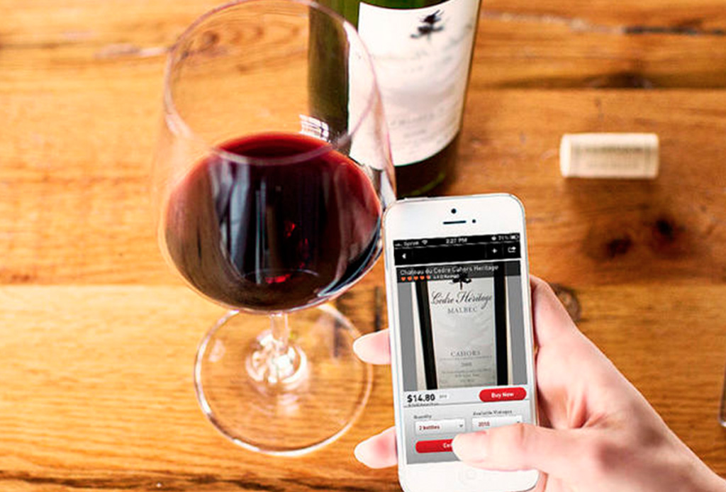 Apps que te ayudarán a convertirte en un experto en vino