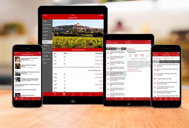 Apps que te ayudarán a convertirte en un experto en vino - spectator-1024x694