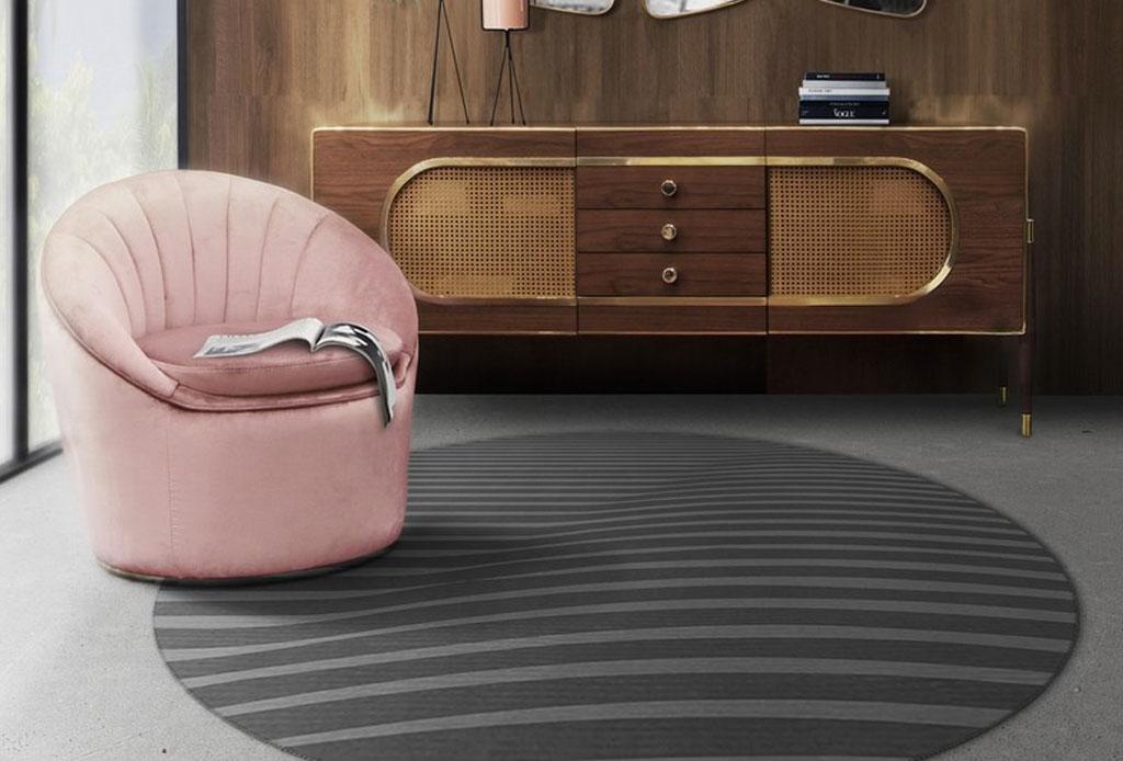 ¿Quieres agregar un tapete decorativo? Te decimos cuál debes elegir - tapetes-2