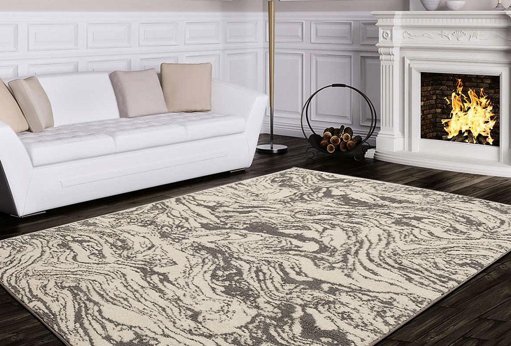 ¿Quieres agregar un tapete decorativo? Te decimos cuál debes elegir - tapetes-5