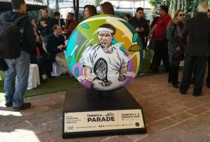 Tenis Parade en Reforma - tenis-parade