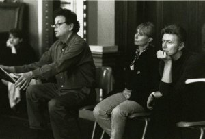 Tras más de 20 años Philip Glass terminó una trilogía sinfónica inspirada en David Bowie