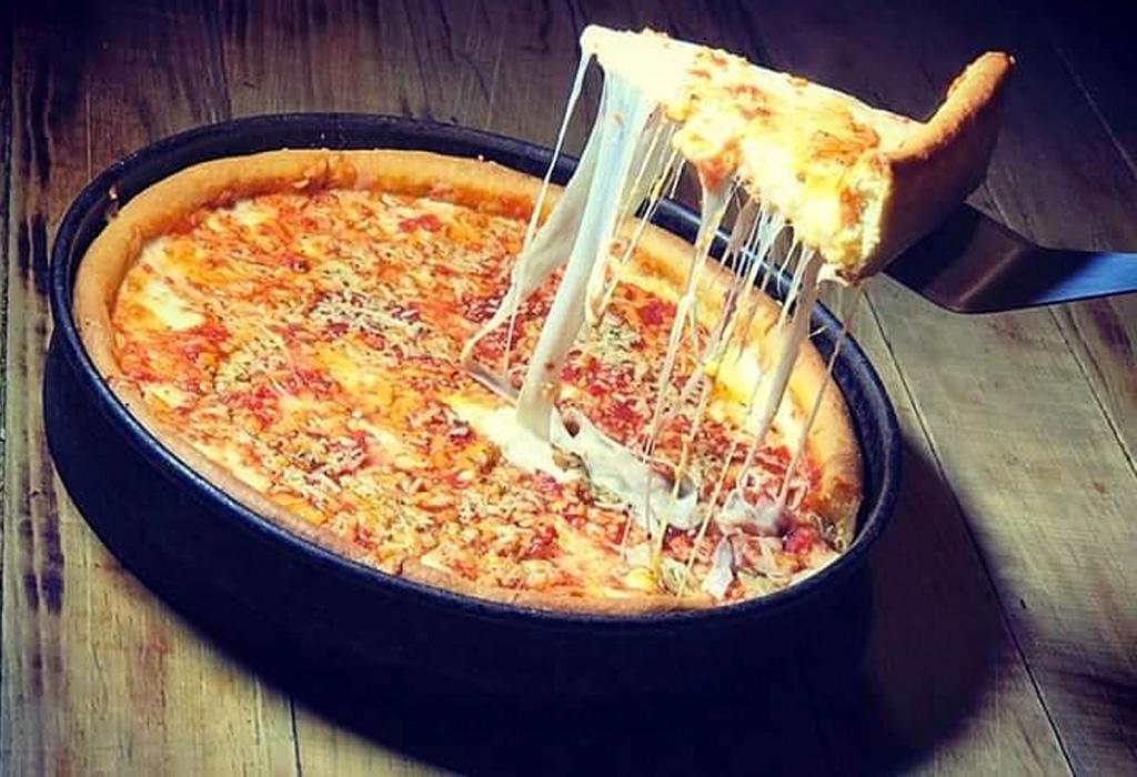 """¿Dónde comería pizza Joey de """"Friends"""" en la CDMX? - ginos"""