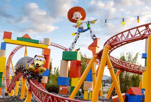 ¡Toy Story Land abre este año! - toy_story_land