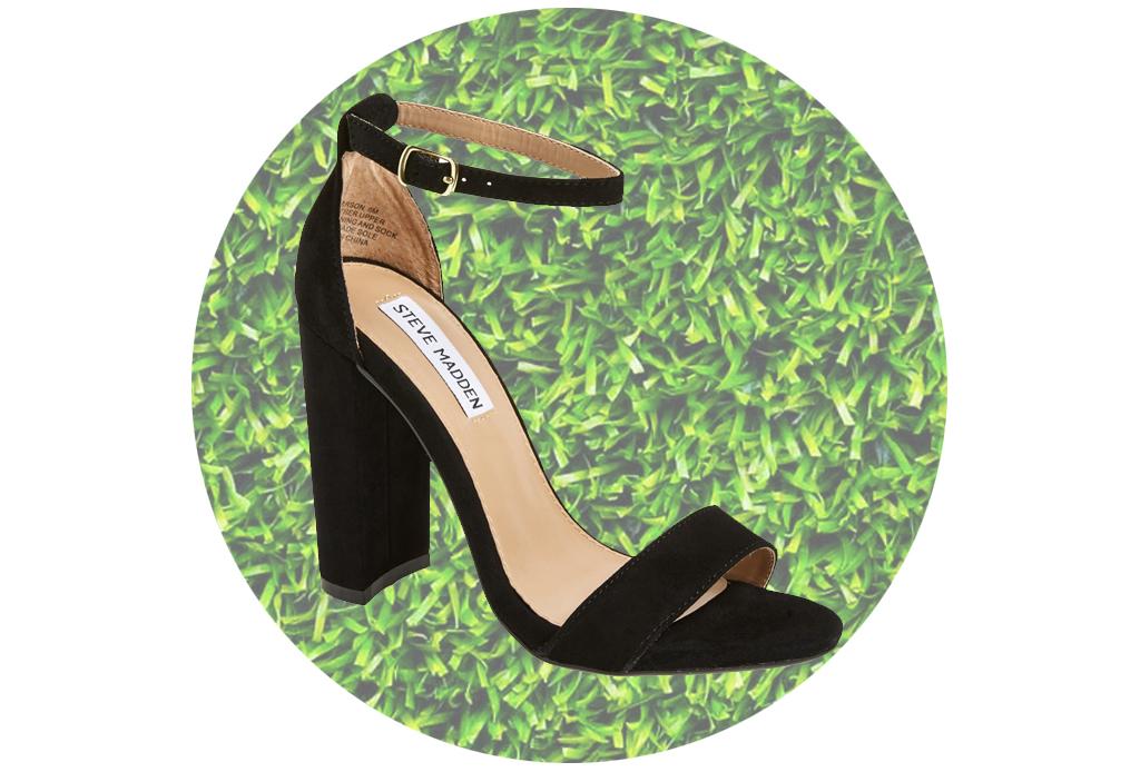 e73bf31166 Los zapatos perfectos para una boda de jardín