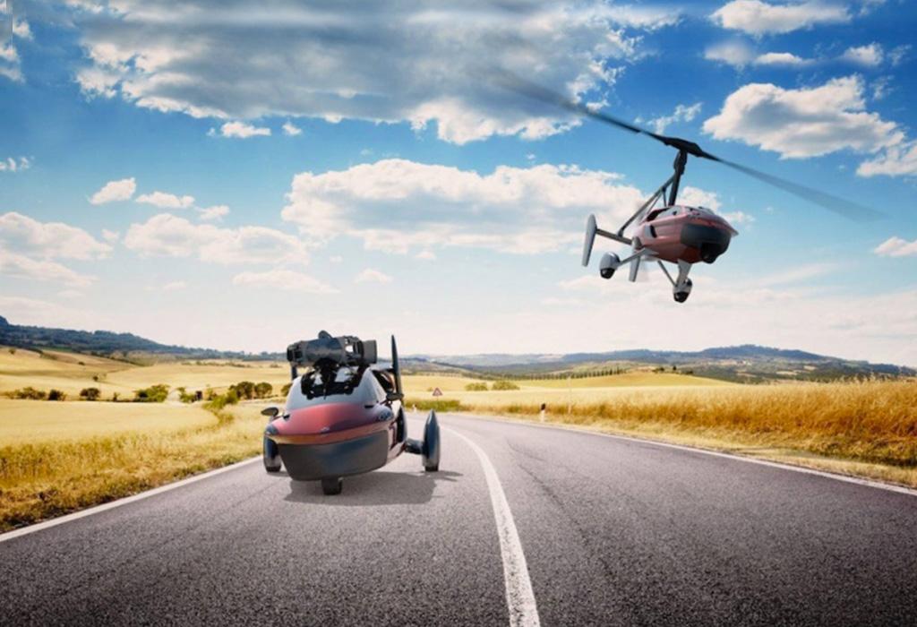 ¡Descubre el precio del primer auto volador del mundo!