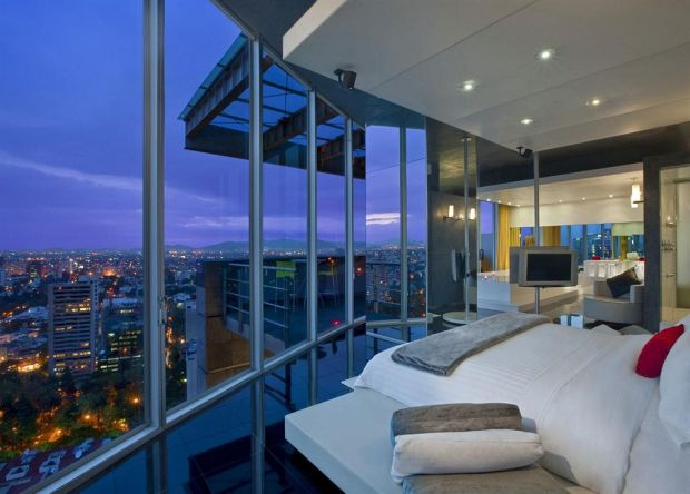 Estas son las suites más exclusivas de la CDMX - hotel-w-mexico-city-3