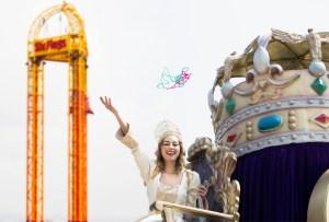 Mardi Gras en Six Flags México