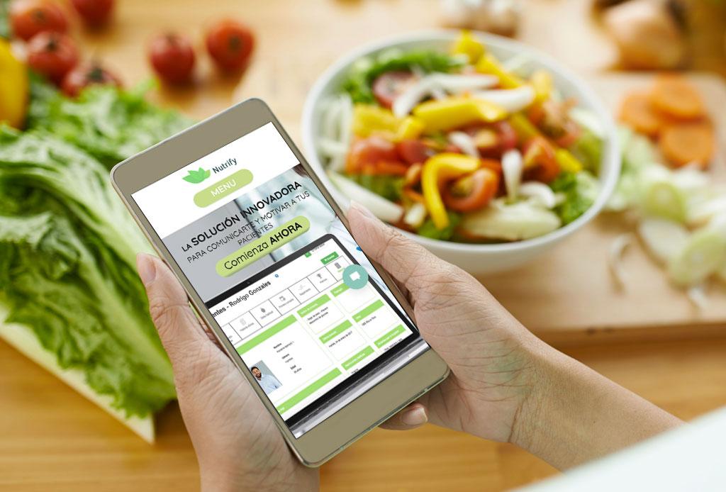 Nutrify: la app que será la aliada de los nutriólogos - nutrify-4