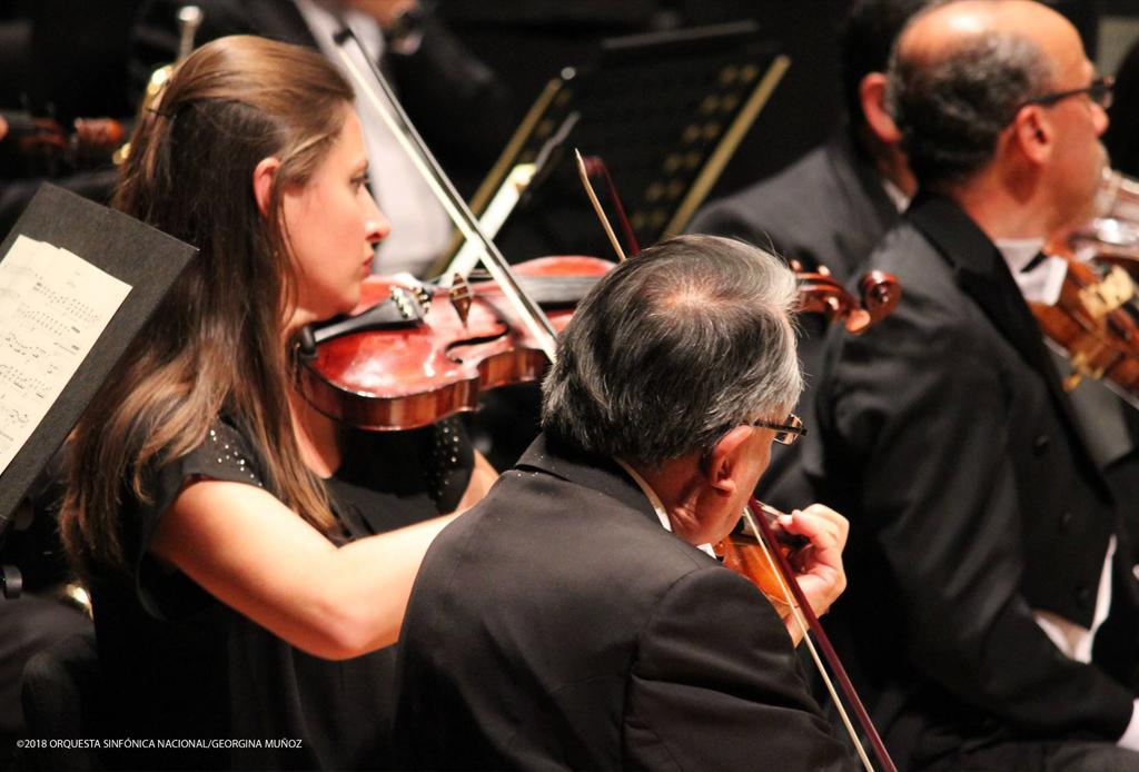 Happenings: todo lo que puedes hacer este fin de semana en la CDMX (22-24 febrero) - orquesta-sinfonica-nacional
