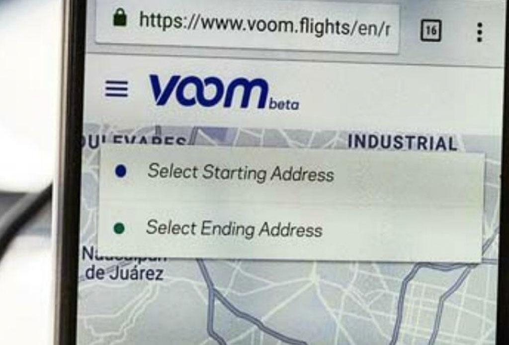 ¿Ya conoces Voom? Es la plataforma para pedir helicópteros en la CDMX - site_voom_helicopteros_2
